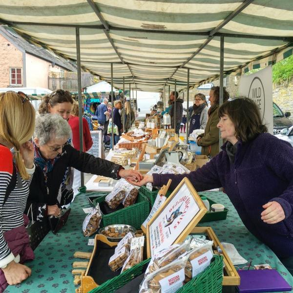 We are at Hay Market on Thursday Am until 1PM.